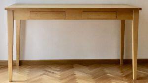 Tisch 78×140×60 cm (h×b×t) und 78×140×80 cm (h×b×t)