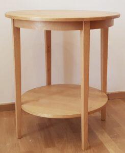 Tisch 78×70 cm (h×Ø), auch in weiteren Größen erhältlich